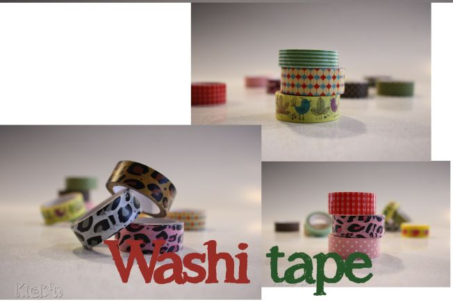 What to do with Washi!